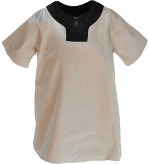 STOCK - UNISEX TUNIC SHIRT SS  - SERVICE STAFF