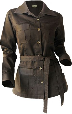 LADIES BUSH STYLE JACKET