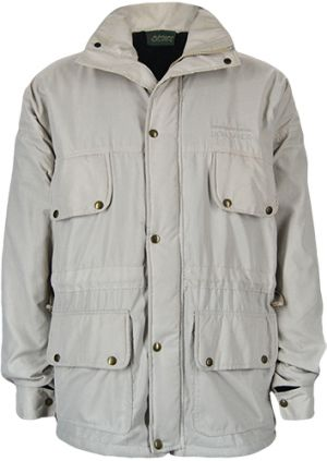 CLASSIC PARKA JACKET WITH 4 PKTS - PF LINED