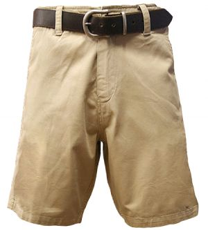 MENS BASIC SHORTS - FLAT FRONT