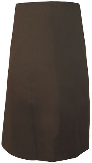 LADIES A LINE BELOW KNEE SKIRT