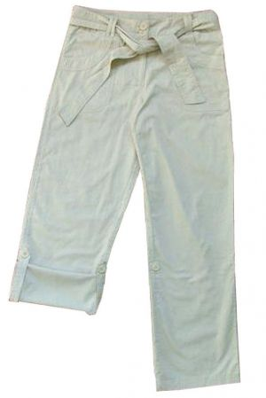 LADIES CASUAL ROLLUP PANTS