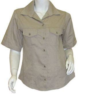 LADIES ELEGANT BUSH SHIRT