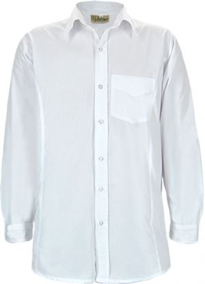 MENS STYLED AND PANELED LS LOUNGE SHIRT