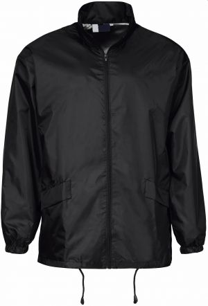 MENS LIGHTWEIGHT JACKET WITH POUCH