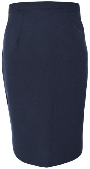 LADIES SKIRT, 65CM KNEE LENGTH, UNLINED