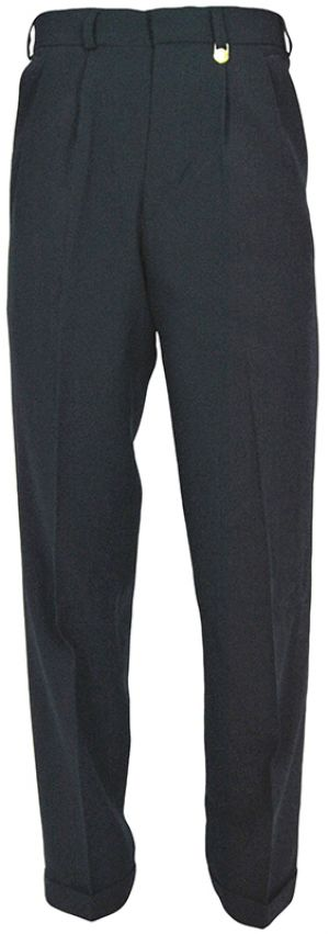 MENS EXECUTIVE TROUSERS - FRONT PLEATS