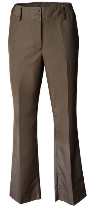 LADIES FORMAL MIDRISE PANTS