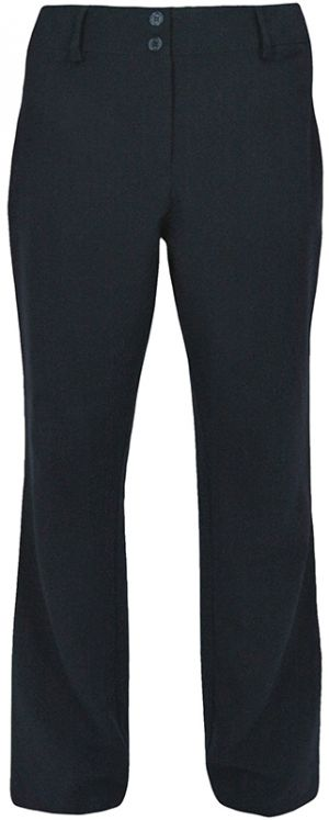 LADIES FORMAL MIDRISE BOOTLEG PANTS