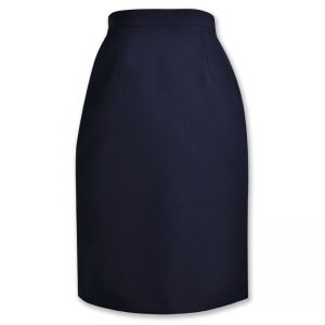 LDS KNEE LENGTH A LINE SKIRT 60CM