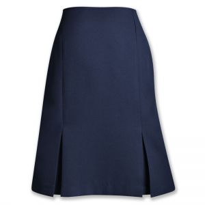 LDS FLARE LINED KNEE LENGTH SKIRT