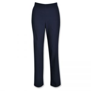 LADIES HALF ELASTICATED PANTS