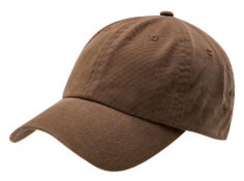 6 PANEL UNSTRUCTURED PEAK CAP