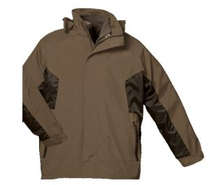 MENS 4 IN 1 JACKET AND POLAR FLEECE TOP