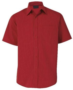MENS SUBLE STRIPE LOUNGE SHIRT SS