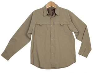 MENS TECHNICAL SHIRT LS