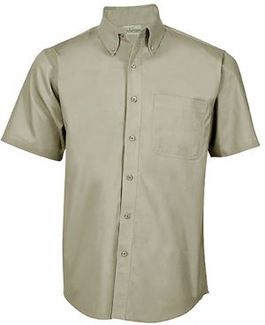 MENS CLASSIC COTTON TWILL SS SHIRT