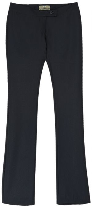 LADIES FORMAL LOW RISE PANTS