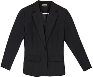LADIES CLASSIC LS JACKET - FULLY LINED