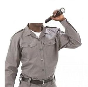 TRACKERS & GUIDES SHIRT LS WITH EPAULETTES