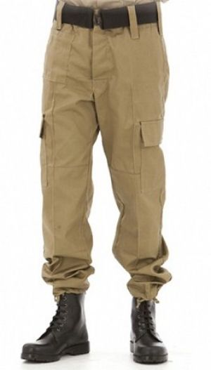 MENS MOCK COMBAT SECURITY TROUSERS