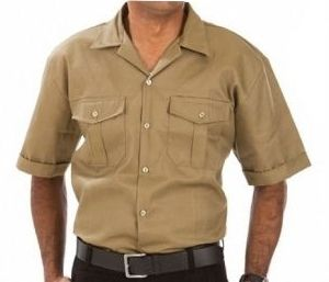 MENS TRACKER SS SHIRT NO EPAULETTES