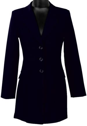 LADIES LS JACKET - LONGER LENGTH