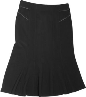 LADIES FORMAL FLARE SKIRT