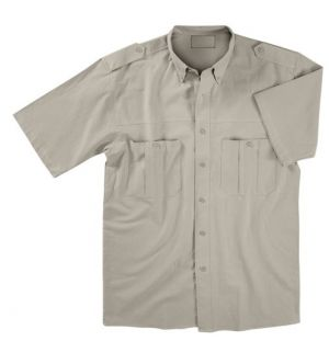 MENS PLAIN BUSH SHIRT