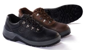 MENS WORKWEAR SHOE WITH STEEL TOE CAP