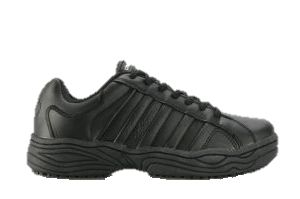MENS LEATHER SPECIALISED TRAINER - NSTC