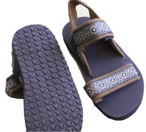 MENS STROP TYPE SANDAL - COTTON