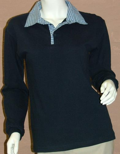 LONG SLEEVE SCHOOL TOP