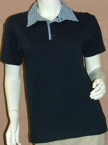 SHORT SLEEVE SCHOOL TOP