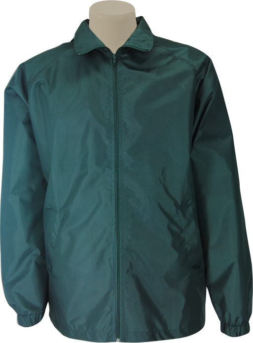 WINDBREAKER GENERAL STAFF, UNLINED WITH FOLD IN HOOD