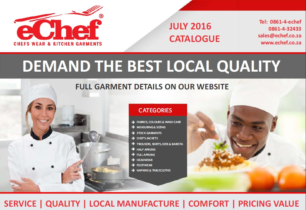 eChef Catalogue