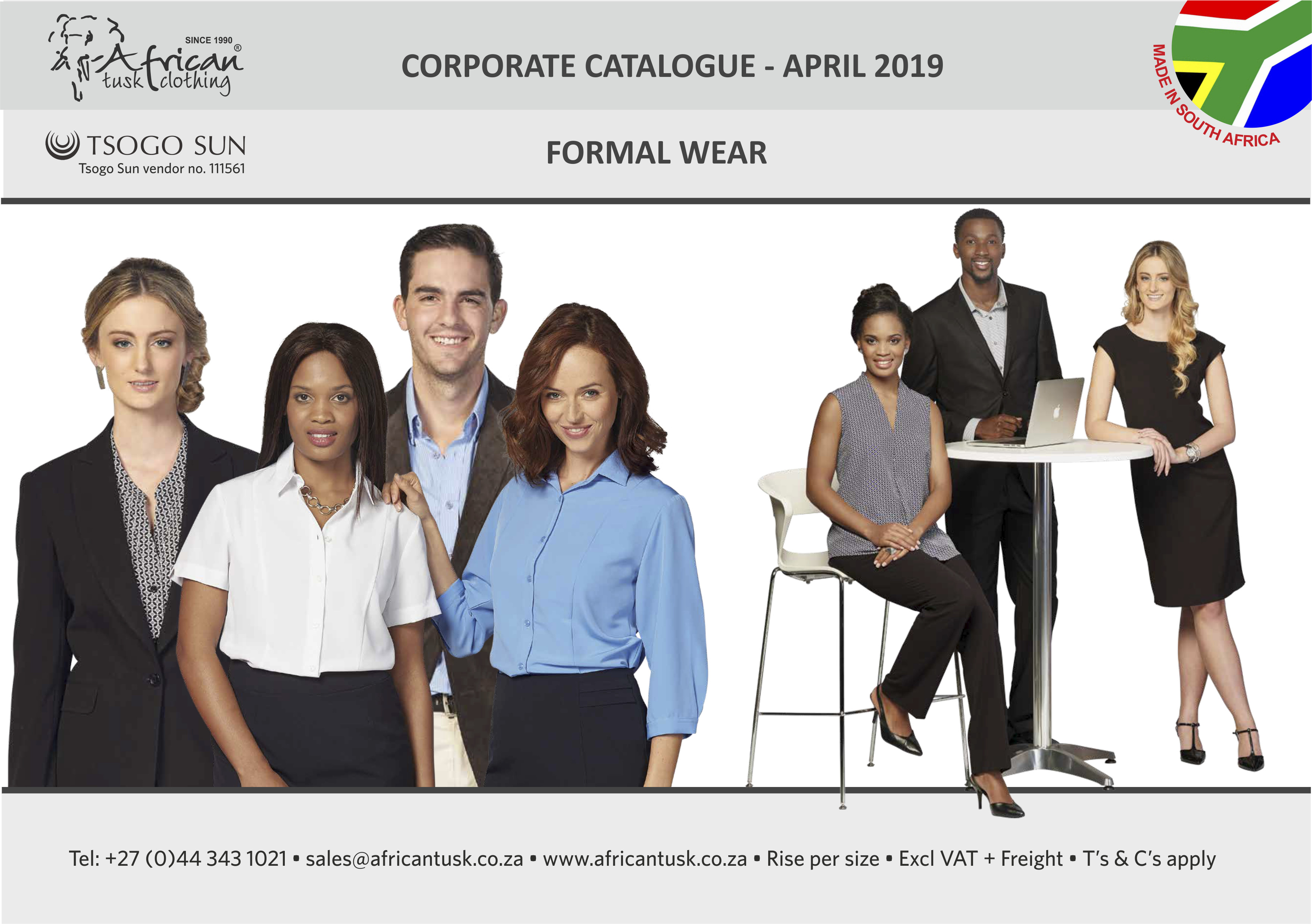 corp fromal 2019