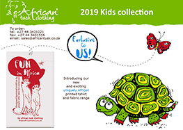 100% FIA 2019 KIDS CATALOGUE - APRIL 2019